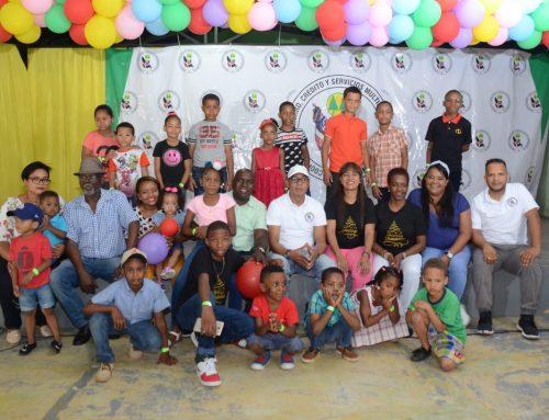 COOPMANOGUAYABO celebra tarde infantil para sus socios pequeñines.